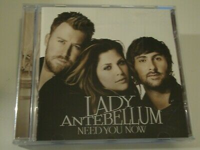 LADY ANTEBELLUM - Need You Now - 2010 CD - BONUS TRACK VERSION