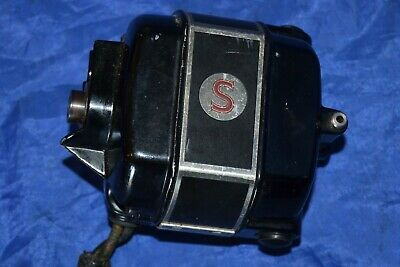 Singer Featherweight 221 222 Sewing Machine Motor 110 Volt Original Serviced