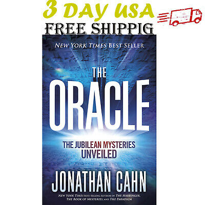 The Oracle The Jubilean Mysteries Unveiled Hardcover 2019 Book 304 pages English