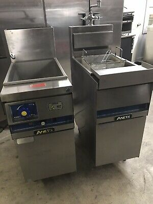 Anets Pasta Cookers GPC-14 With Pasta Rinse Station