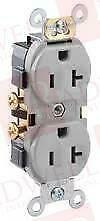 Leviton Cr20-Gy / Cr20Gy (Used Tested Cleaned)