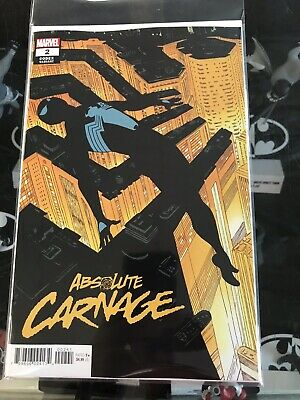 Absolute Carnage #2 (2019) 1:25 Marcos Martin Variant Donny Cates Marvel Comics