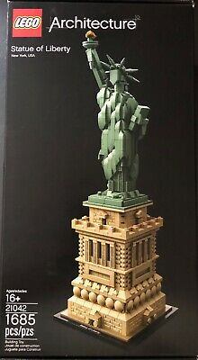LEGO Architecture 21042 Statue of Liberty New York ::NEW::