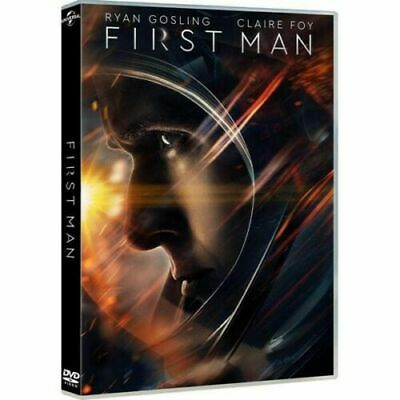 """DVD """"First Man"""" Ryan Gosling, Claire Foy,   NEUF SOUS BLISTER"""