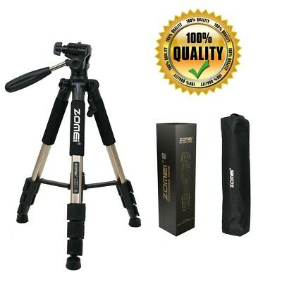 Professional Portable Aluminium Camera Tripod Stand For SLR DSLR Digital Camera