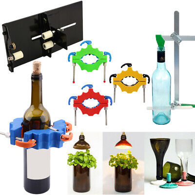AU DIY Glass Wine Beer Jar Bottle Cutter Recycle Cutting Tool Kit Art Craft Tool