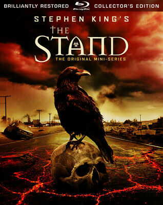 Stephen King's The Stand [New Blu-ray] Amaray Case, Dubbed, Subtitled, Widescr