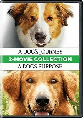 A Dog's Journey/A Dog's Purpose [New DVD] 2 Pack