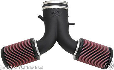 KN AIR INTAKE KIT (57-1536) 57i INDUCTION HIGH FLOW