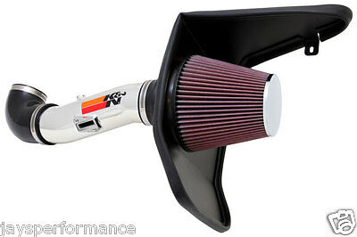 Kn Air Intake Kit (69-4523Tp) 69 High Flow Induction Typhoon