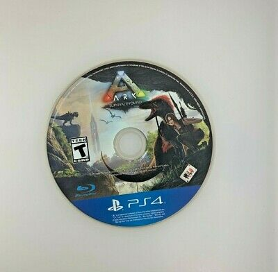 Ark Survival Evolved (PlayStation 4, 2017) - Fast Free Shipping