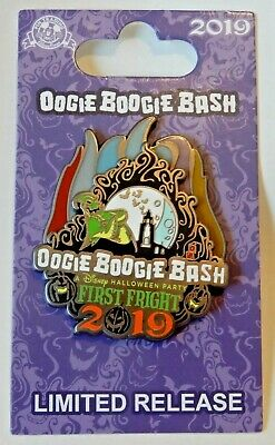 "Disneyland Pin - Oogie Boogie Bash - ""First Fright"" - Limited Release"