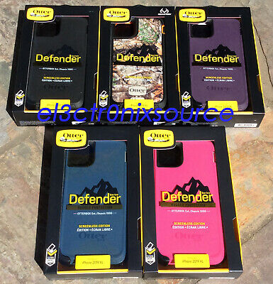 NEW Otterbox Defender Case & Belt Clip Holster for Apple iPhone 11 Pro MAX