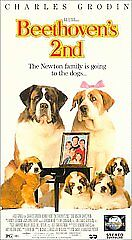 Beethovens 2nd (VHS, 1994)