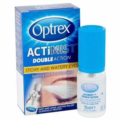 Optrex 2 In 1 Spray Itchy & Watery Eyes 10Ml