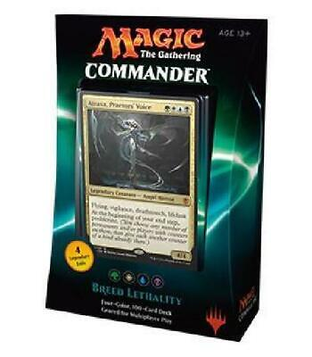 Commander 2016 Breed Lethality Deck (MTG) New MTG Magic 2B3
