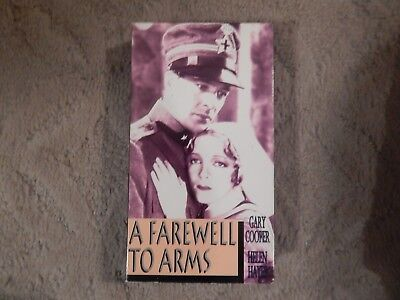 A Farewell To Arms (Vhs)