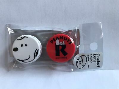 New PEANUTS SNOOPY Contact Lens Case  Imported from JAPAN