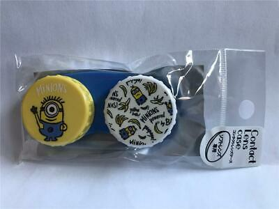 New Despicable Me MINIONS Stuart Contact Lens Case  Imported from JAPAN