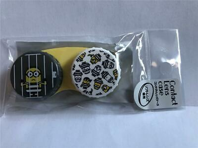 New Despicable Me MINIONS Bob Contact Lens Case  Imported from JAPAN