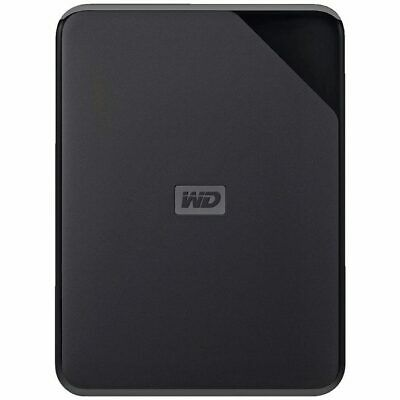 Western Digital Elements SE 1TB,External,5400 RPM (WDBEPK0010BBKWESN) Hard Drive