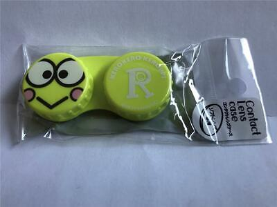 New Sanrio KEROKEROPI Contact Lens Case  Imported from JAPAN