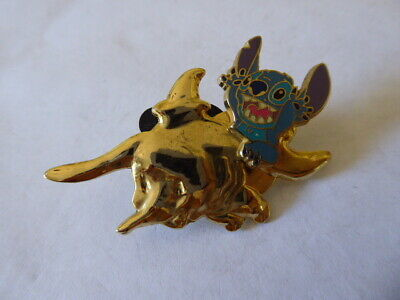 Disney Trading Pins 38476 DLR - Golden Vehicle Collection - Dumbo Flying Elephan