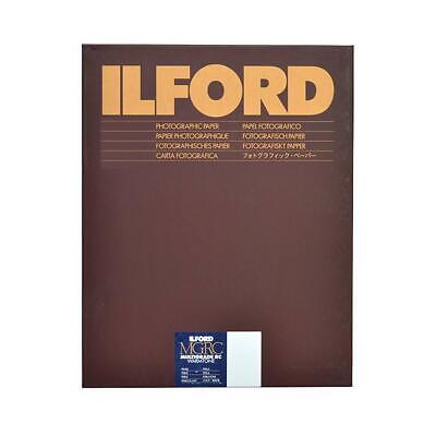 "Ilford Multigrade RC Warmtone VC B  W Enlarging Paper, 8x10""-100 Sheets, Pearl"