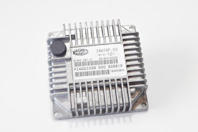 828818 - ECU Injection Piaggio X9 500 from 2001>2002