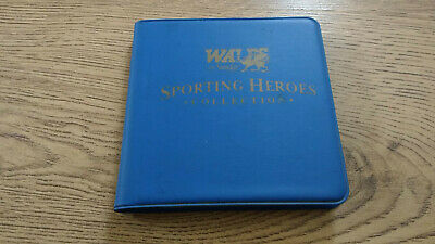 Wales on Sunday Sporting Heroes Card Collection