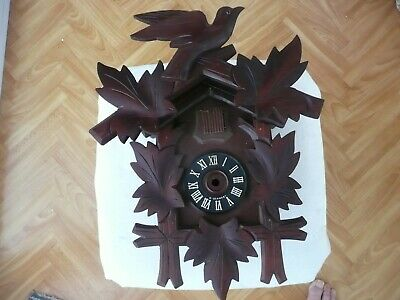 Cuckoo Clock, Case Only, in Very Good Used Condition