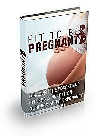 Fit To Be Pregnant - Fast Instant Delivery-read description