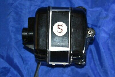 Singer Featherweight 221 222 Sewing Machine Motor 230/250 Volt Original Serviced
