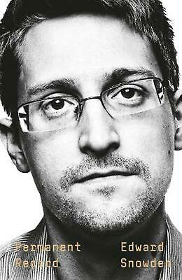 Permanent Record by Edward Snowden Hardcover Book Free Shipping!