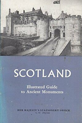 Scotland: Illustrated Guide to Ancient Monuments by S. Simpson Book The Fast