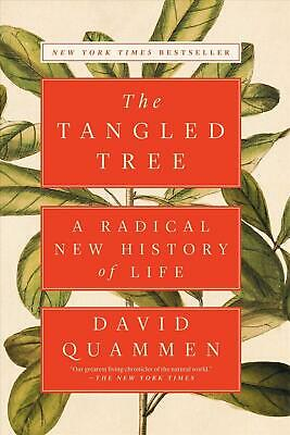 The Tangled Tree: A Radical New History of Life by David Quammen (English) Paper