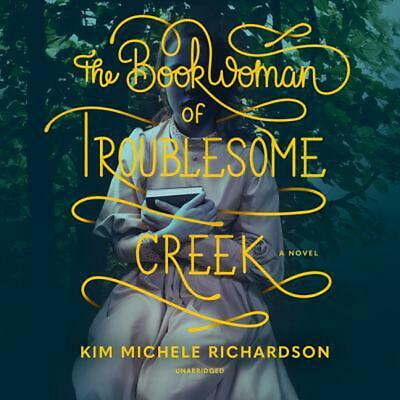 The Book Woman of Troublesome Creek by Kim Michele Richardson (English) MP3 CD B