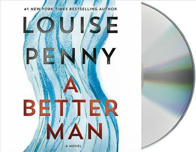 A Better Man: A Chief Inspector Gamache Novel by Louise Penny (English) Compact