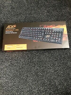 ADX Ultimate Gaming Firefight H02 Mechanical Keyboard
