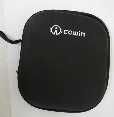 1 COWIN Hard Travel Case Fits COWIN E7 Headphones