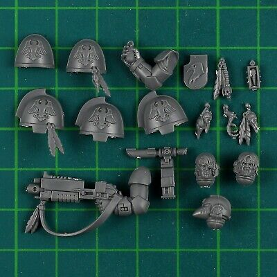 Raven Guard Primaris Upgrade Bitz Bits Space Marines Warhammer 40,000