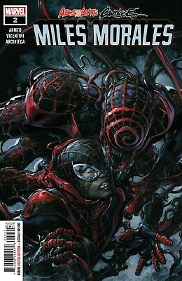 Absolute Carnage Miles Morales #2 (Of 3) Cover A Crain Pre-Sale 9/25/19 NM