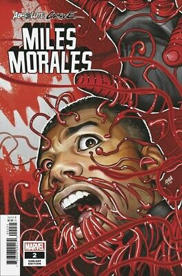 Absolute Carnage Miles Morales #2 (Of 3) Nakayama Connecting Var Pre-Sale 9/25