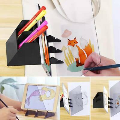 Optical Art Sketch Tracing Board Drawing Projector Copy Paint Light Pad Panel