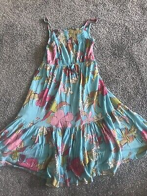 Girls Next Summer Dress Age 8 Years Pre Owned