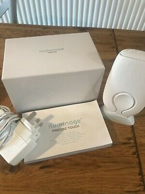Iluminage Precise Touch permanent hair removal system