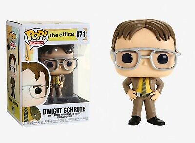 Funko Pop Television: The Office - Dwight Schrute Vinyl Figure #34906