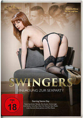 FSK18- Swingers - Einladung zur Sexparty  (DVD Video)