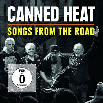 Canned Heat - Songs From The Road (CD + DVD)