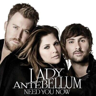 Lady Antebellum - Need You Now (Musik-CD)